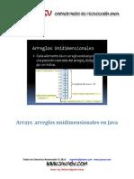 Arrays y Arreglos Con Java - 01