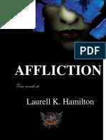 Anita Blake 22 Afliccion PDF