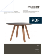 Macerick Table