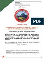 Trabajo Desarrollo de Bases Upeu 2013-1