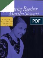 From Catherine Beecher to Martha Stewart