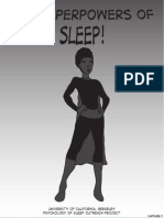 The Superpowers of Sleep