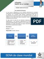 Actividad de Aprendizaje unidad 3 Gestión de Procesos