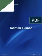 Dc Admin Guide