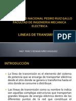1.0 LÍNEAS DE TRANSMISIÓN