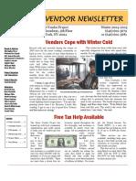 Newsletter Winter 2004-5