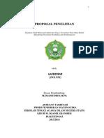 Tugas Proposal Safriyeni(2411.031)