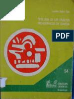 1977 - Lourdes Suárez - Tipologia de los Objetos Prehispanicos de Concha