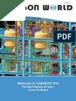 Cadison World Issue 01 2013