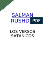Los Versos Satanicos - Rushdie, Salman