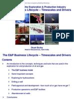 3 E&P Business Lifecycle