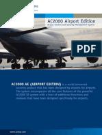 AC2000 AE Brochure