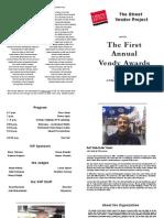 Vendy Program 2005