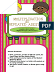 multiplication as repeated addition task cards lesson plan 4- clinical 429