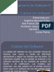 Exposición Calidad del Software