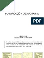 sesion4 - PLANIFICACIÓN DE AUDITORIA