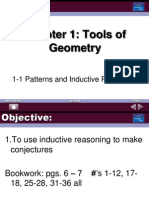 1-1 Patterns and Inductive Reasoning (2)