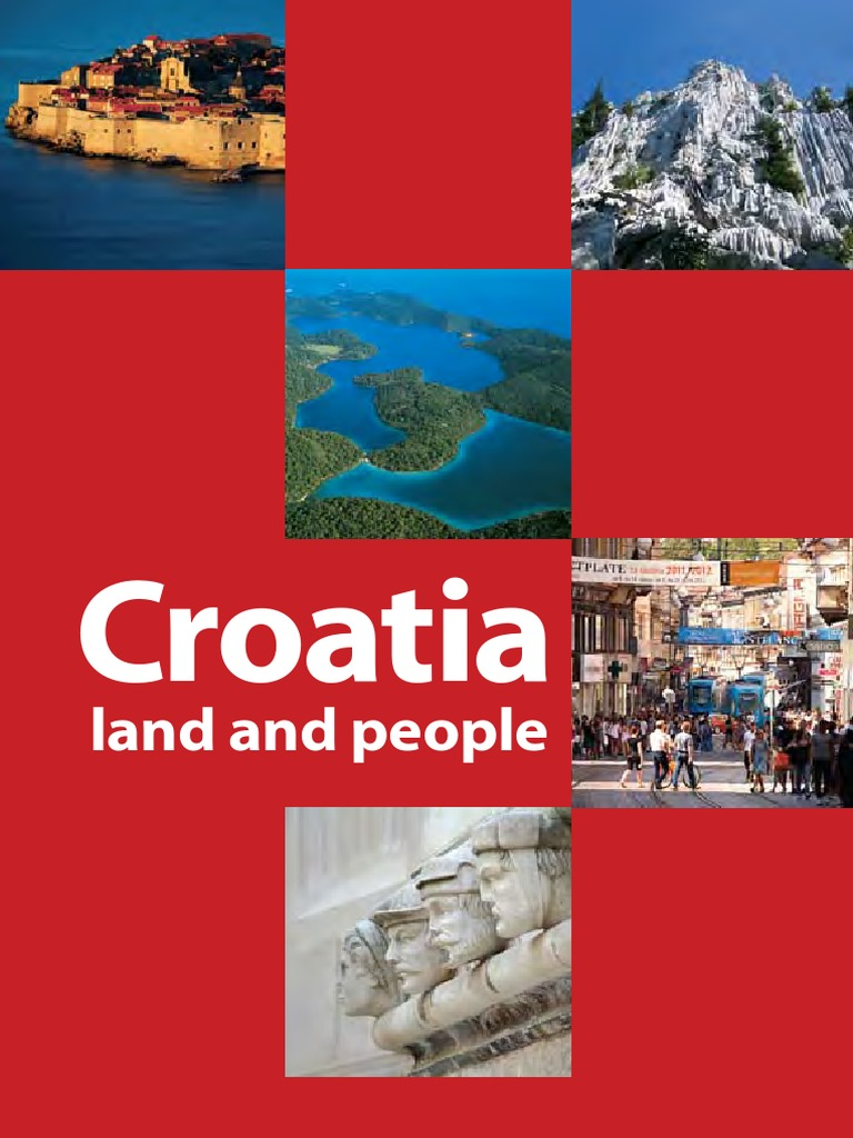 croatia land and people croatia earth sciences