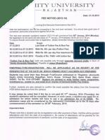 Fee Notice Dec 13