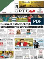 Periódico Norte de Ciudad Juarez 5 de Diciembre de 2013