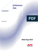 WP-124 Preventive Maintenance Strategy for Data Centers++++
