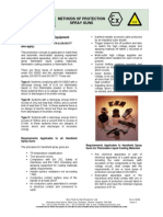 Methods of Protection - Spray Guns