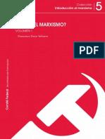 5 Que Es El Marxismo