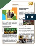 Boletin 108 Informe Misionero de Bolivia Ipuc 2009