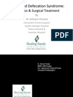 STARR Surgery for ODS | Defecography in Pune | Healing Hands Clinic Pune