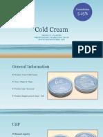 cold cream.pptx