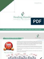 Dr. Ashwin Porwal's Healing Hands Clinic Pune
