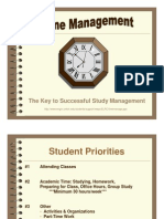 Student Time Managment Tips