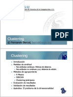 4 Clustering