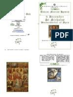2013 - 6 Dec - St Nicholas of Myra