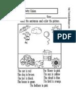 Fise Engleza Copii Nivelul I -Partea II