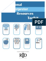 Educational Interpreting ToolKit(1)