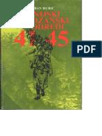 Banijski Partizanski Odredi 1941 Do 45