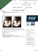 Tutorial Adobe Photoshop CS3 – Hematoma facial (Olho Roxo)