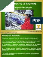 Aula 1- Elementos de Máquinas - Instalações Industriais