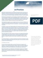 Data Migration Best Practices