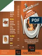 Myx the Fine Dine-sea Food