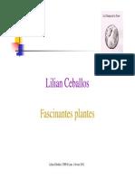 Fascinantes Plantes