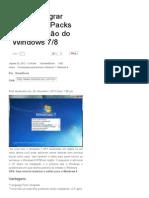 Como integrar Language Packs na instalação do Windows 7_8 _ Smart Dicas