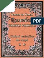 Ponson Du Terrail - Rocambole 2 - Dramele Parisului - Clubul Valetilor de Cupa 2