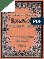 Ponson Du Terrail - Rocambole 2 - Dramele Parisului - Clubul Valetilor de Cupa 3