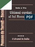 Ponson Du Terrail - Rocambole 6 - Ultimul Cuvant Al Lui Rocambole 4 - O Drama in India
