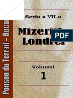 Ponson Du Terrail - Rocambole 7 - Mizeriile Londrei 1
