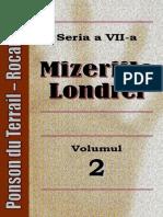 Ponson Du Terrail - Rocambole 7 - Mizeriile Londrei 2