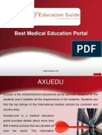 Medical Education Portal