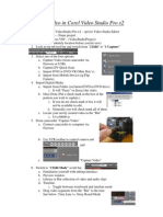 VideoStudio Manual